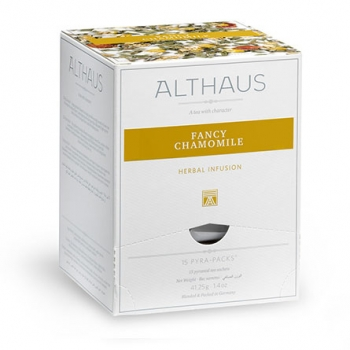 Fancy Chamomile Pyra-Pack чай Althaus