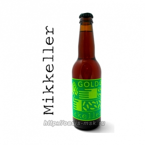 Mikkeller Green Gold IPA 0,33